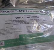 QUETALO DE HIERRO