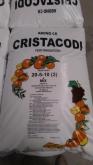 ABONO CRISTALINO FITOAGRICOLA 20-5-10 / CRISTACODI...