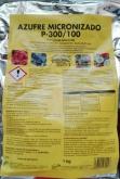 AZUFRE MICRONIZADO P-300/100 (1 Kgr.).