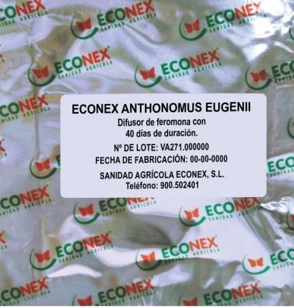 ECONEX ANTHONOMUS EUGENII (40 días)