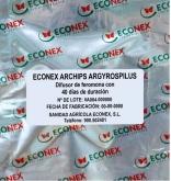 ECONEX ARCHIPS ARGYROSPILUS (40 días)