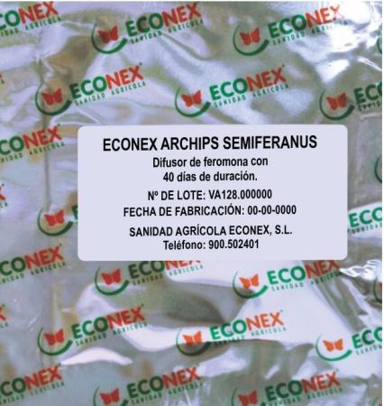ECONEX ARCHIPS SEMIFERANUS (40 días)