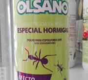 OLSANO ANTIHORMIGAS TALQUERA (500 gr.). [P]