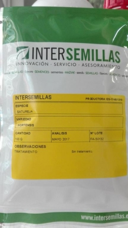 AJEDREA HORTENSIS MIDGET (100 gr.).
