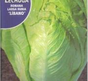 LECHUGA LARGA RUBIA LIBANO Pildorada (50...