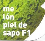 MELÓN PIEL DE SAPO F1 ECOLÓGICO MSE6