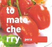 TOMATE CHERRY PERA ECOLÓGICO ME11