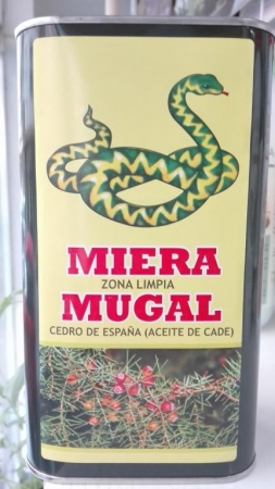 MIERA MUGAL Serpientes (1 kgr.).