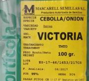 CEBOLLA VICTORIA (100 gr.).