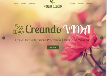 Jardinería Emilio Flores