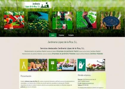 Jardineria Lopez De La Rica
