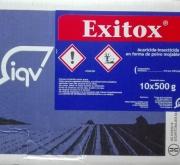 EXITOX (5 Kgr. - Caja de 10x500 gr.)