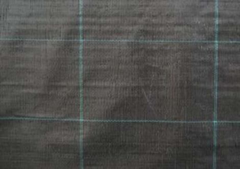 MALLA ANTIHIERBA 130 GR./M2 2,00 x100 M. NEGRA [DIS]