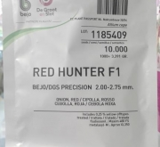 CEBOLLA RED HUNTER Precisión (10.000 Semillas).