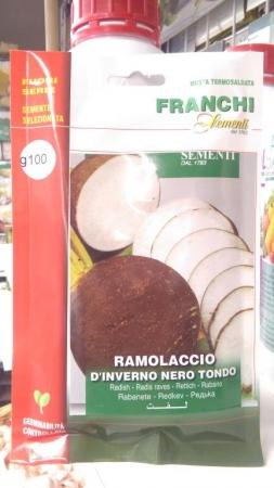 REMOLACHA NEGRA DE INVIERNO (100 gr.).