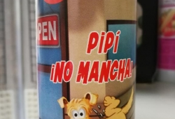 PIPI NO MANCHA (250 c.c.)