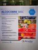 ALCOCOBRE 38 SC AZUL (10 l. - Caja de 2x5 l.).