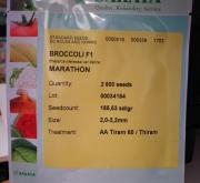 BROCOLI MARATHON F1 (2.500 Semillas)
