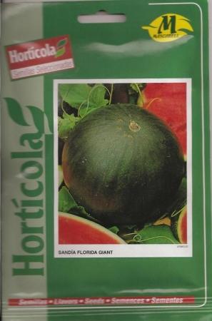 SANDIA FLORIDA GIANT (500 gr.).