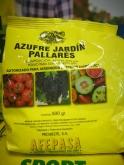 AZUFRE JARDÍN PALLARÉS (500 gr.) [JED]