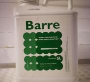 BARRE (5 l.).