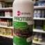 herbicida control semilla