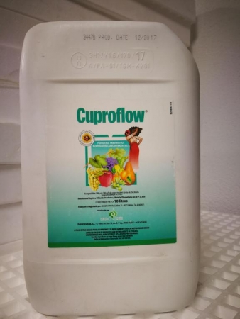 CUPROFLOW NC (SIN COLORANTE) ( 10 l.).