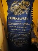 CUPRAZUFRE-4 (25 Kgr.). [R]