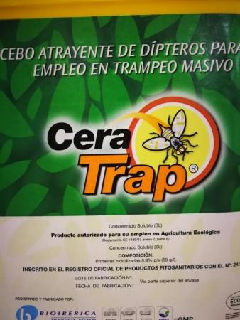 CERATRAP (20 l.).