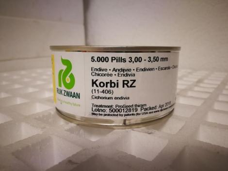 ESCAROLA KORBI RZ Precisión Píldorada (5.000 Semillas).