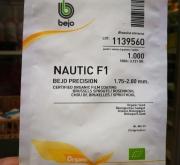 COL DE BRUSELAS NAUTIC F-1 ECOLÓGICA Precisión...