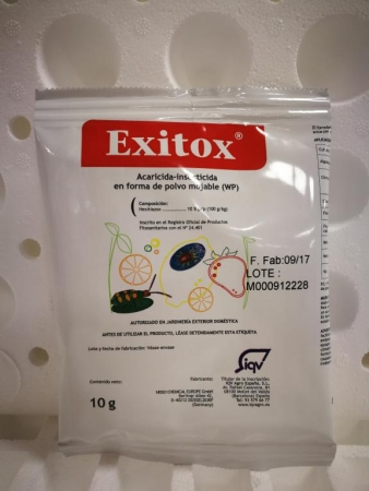 EXITOX (10 gr.).