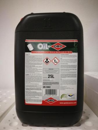 OIL ORO (750 l. - Palé de 30x25 l.). [R]