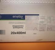 ENVIDOR (8 l. - Caja con 20x400 c.c.). [IA]