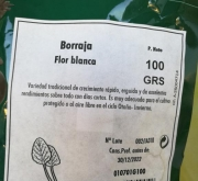 BORRAJA FLOR BLANCA (100 gr.)
