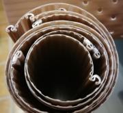 PROTECTOR MONO-CAPA ENROLLABLE TRONCO 40 cm. (10...