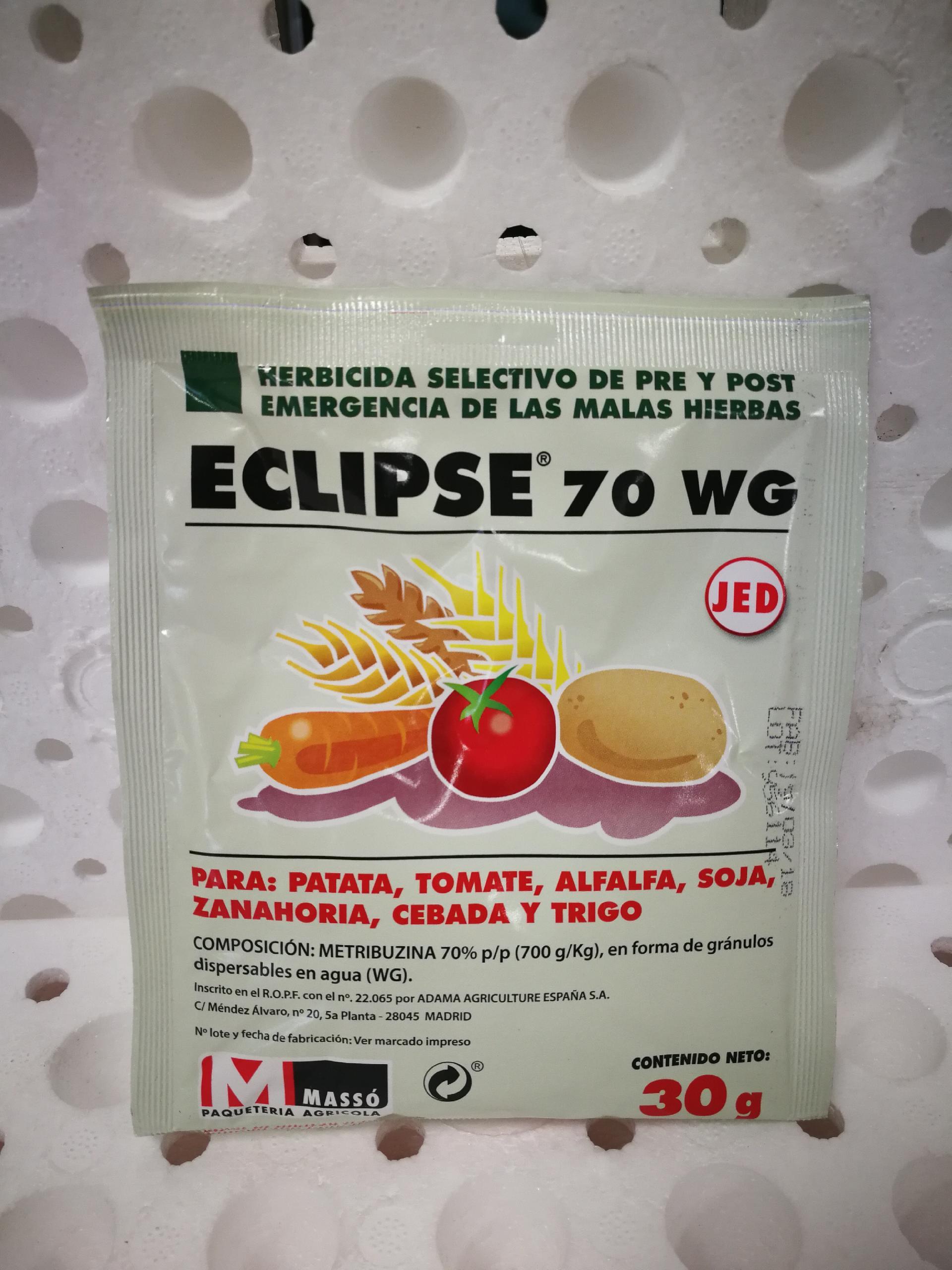 ECLIPSE 70 WG (30 gr.). [JED]