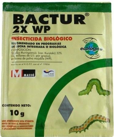 BACTUR 2X WP (10 gr.).