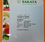 TOMATE AMAPOLA F-1 (1.000 Semillas)