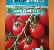 TOMATE GRANILLON F1 (45 Semillas)
