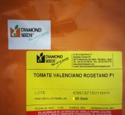 TOMATE VALENCIANO ROSETANO F1 (1000 Semillas)