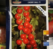TOMATE CHERRY BALL F1 (120 Semillas)