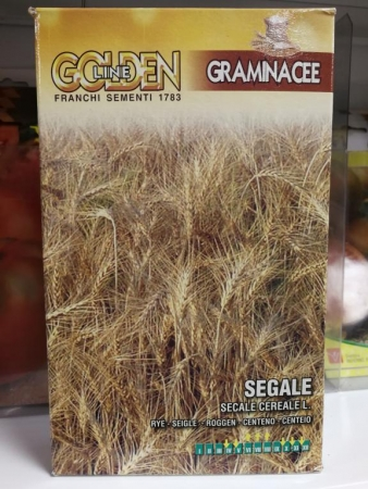 CENTENO POLONIA CERTIFICADO (Secale cereale) (100 gr.).
