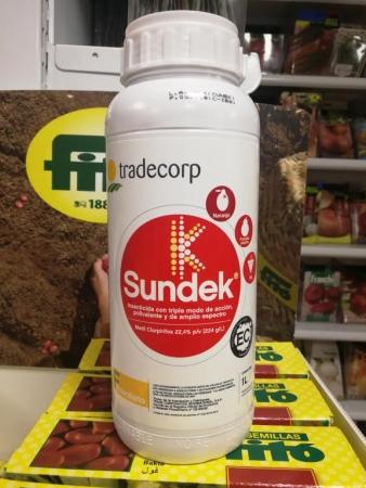 SUNDEK (1 l.).