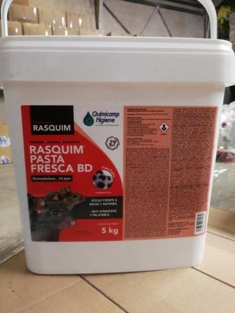 RASQUIM PASTA FRESCA BD 29 (5 Kgr.). [P]