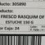 CEBO FRESCO RASQUIM DF 29 (Caja 24 150x10 gr.).