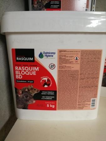 RASQUIM BLOQUE BD 29 (5 Kgr. - Bloque 4 gr.)[P]