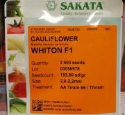 coliflor whiton