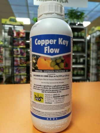 COPPER FLOW KEY (AZUL) (1 l.).