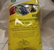 AZUFRE MICRONIZADO P-300/100 (5 Kgr.). [R]